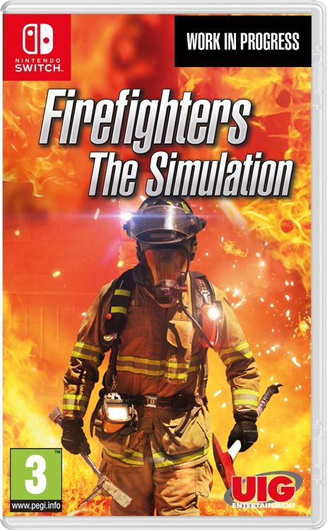 Firefighters – The Simulation for Switch
