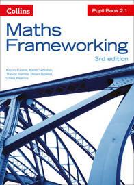 KS3 Maths Pupil Book 2.1 by Kevin Evans