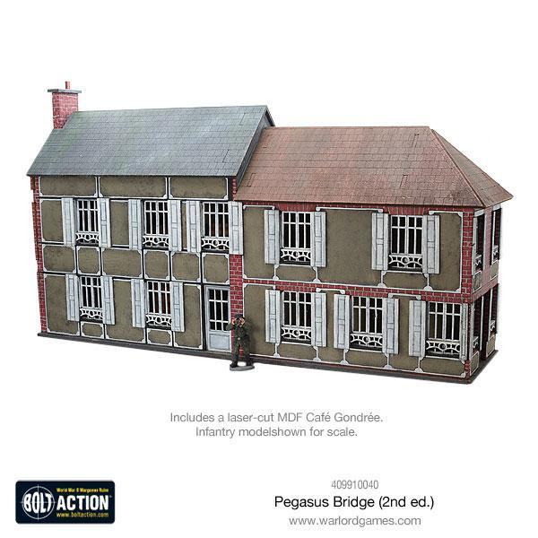 Bolt Action: Pegasus Bridge Second Edition image