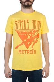 Metroid: Samus Aran - Mens T-Shirt (Small)