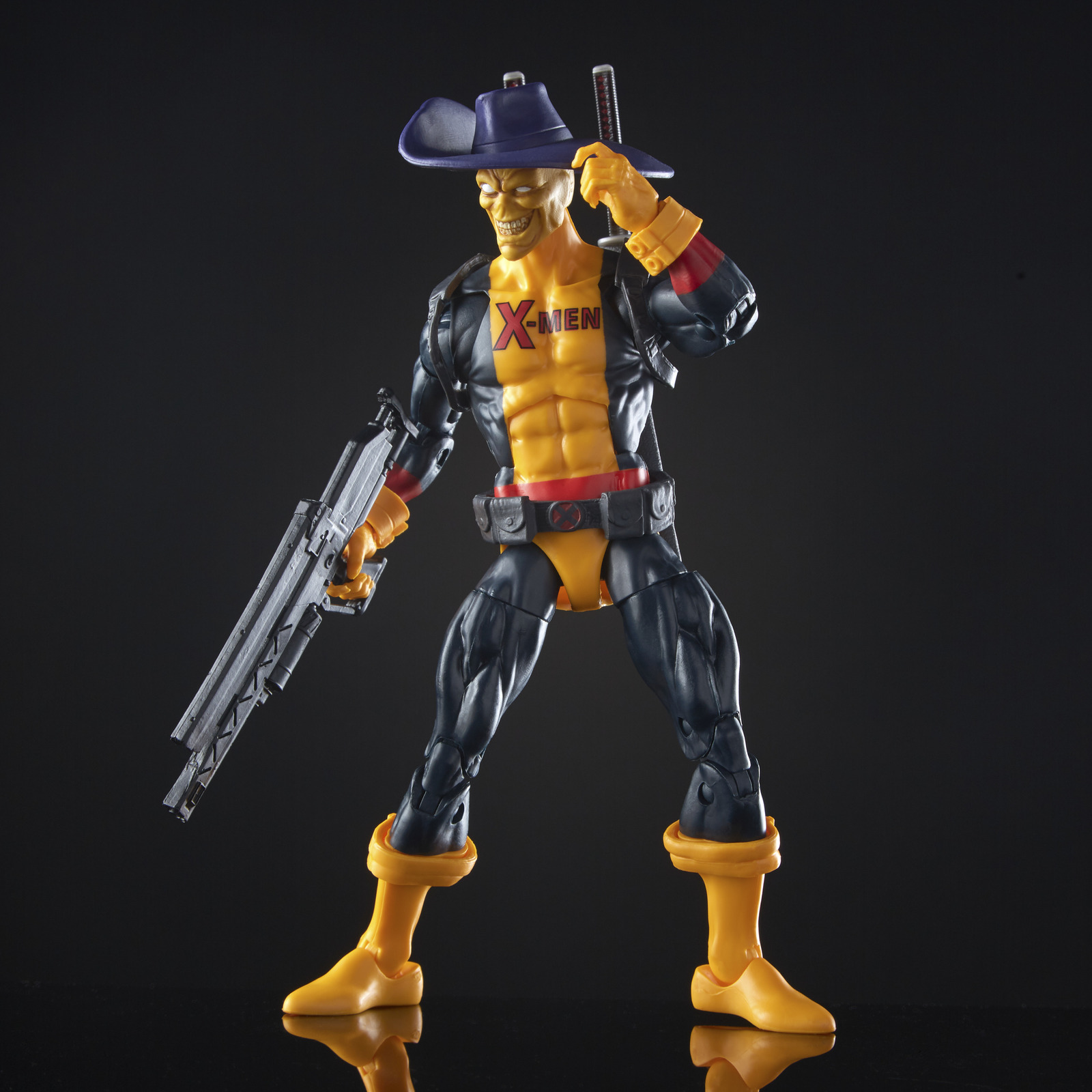 """Marvel Legends: Deadpool (X-Men Uniform) - 6"""" Action Figure image"""
