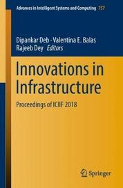 Innovations in Infrastructure