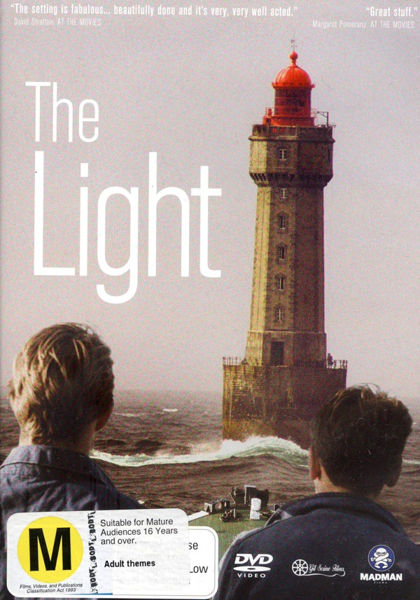 The Light on DVD image