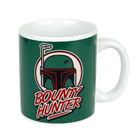 Star Wars: Boba Fett Bounty Hunter Mug