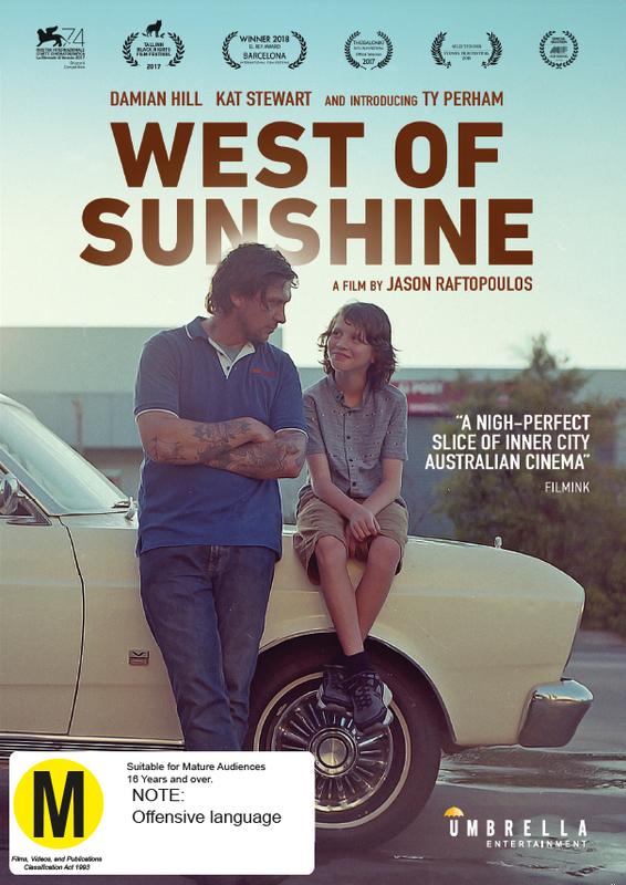 West of Sunshine on DVD