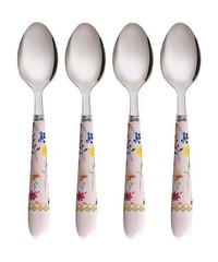 Maxwell & Williams Teas & C's Contessa Teaspoon Set of 4 Rose