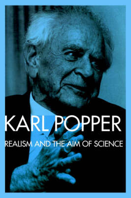 Realism and the Aim of Science by Karl Popper image