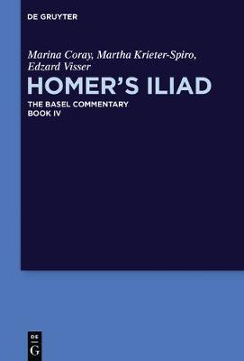 Homer's Iliad. Book IV by Marina Coray