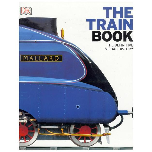 The Train Book by Sam Atkinson
