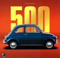 """500 """"Cinquecento"""": The Fiat 500 Story image"""