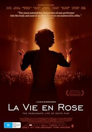 La Vie En Rose - Limited Edition (2 DVD And CD) on DVD image