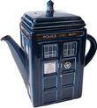 Doctor Who Tardis Teapot (Blue)