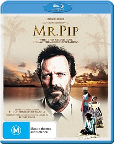 Mr. Pip on Blu-ray