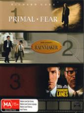 Primal Fear / The Rainmaker / Changing Lanes on DVD