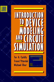 Introduction to Device Modeling and Circuit Simulation by Tor A Fjeldly image