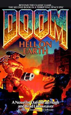 Doom: No. 2 by Dafydd Ab Hugh