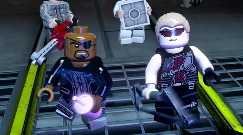 LEGO Marvel Avengers for Xbox 360 image