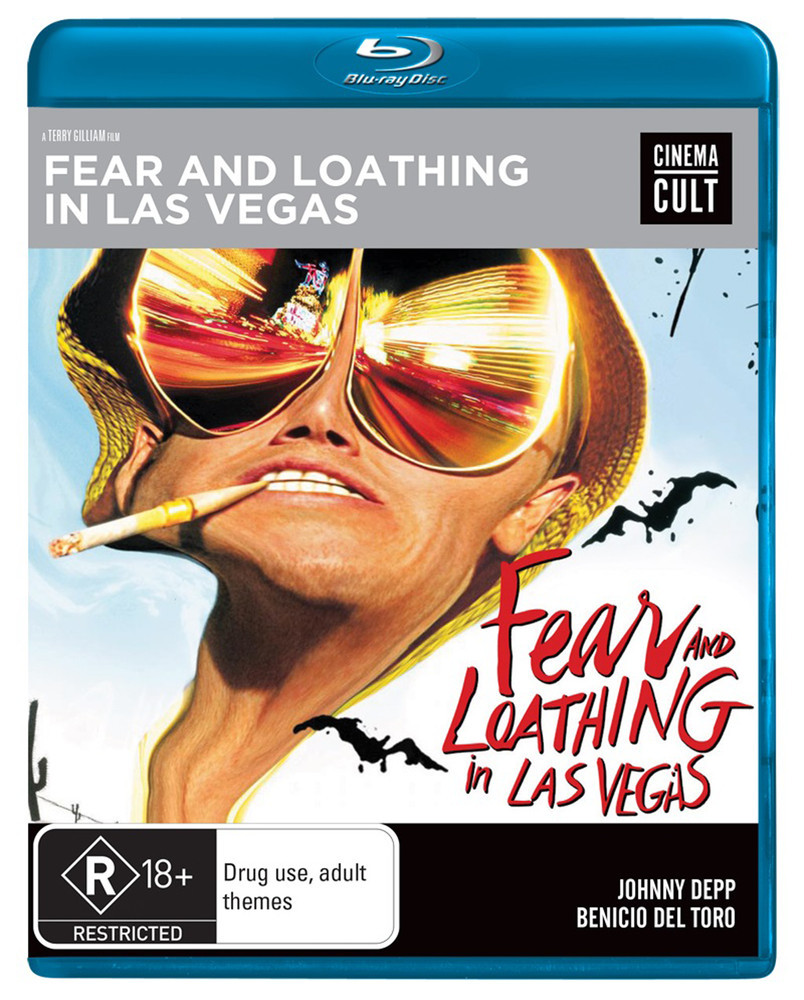 Fear & Loathing In Las Vegas on Blu-ray image