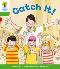 Oxford Reading Tree: Level 2 More a Decode and Develop Catch It! by Paul Shipton