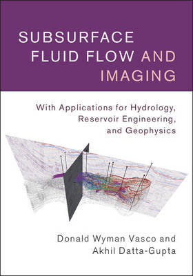 Subsurface Fluid Flow and Imaging by Donald Wyman Vasco image