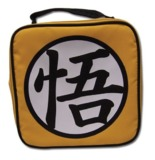 Dragon Ball Z: Goku Symbol - Soft Tote Lunch Box