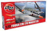 Airfix 1:72 Fouge Magister - Model Kit