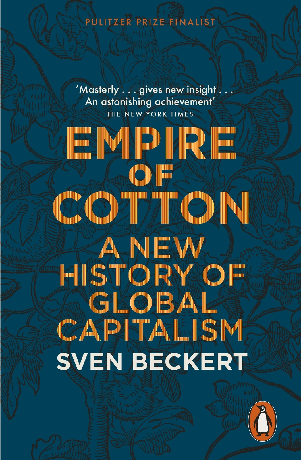 Empire of Cotton by Sven Beckert image