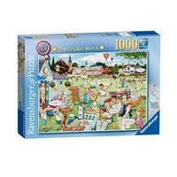 Ravensburger: The Cricket Match - 1000pc Puzzle