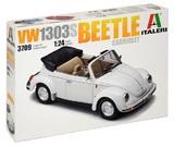 Italeri: 1/24 VW 1303S Beetle Cabriolet - Model Kit