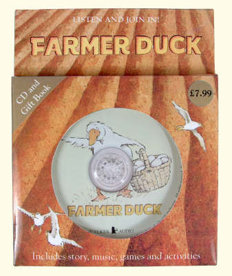 Farmer Duck Book & Cd Pack by Martin Waddell image