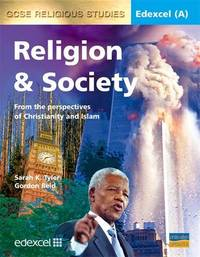 Religion and Society by Sarah K Tyler image