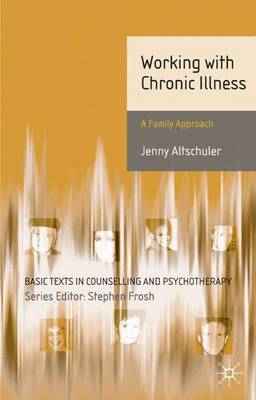 Working with Chronic Illness by Jenny Altschuler