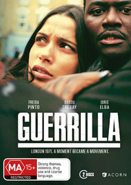 Guerrilla on DVD image