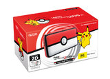 New Nintendo 2DS XL PokeBall Edition for Nintendo 3DS