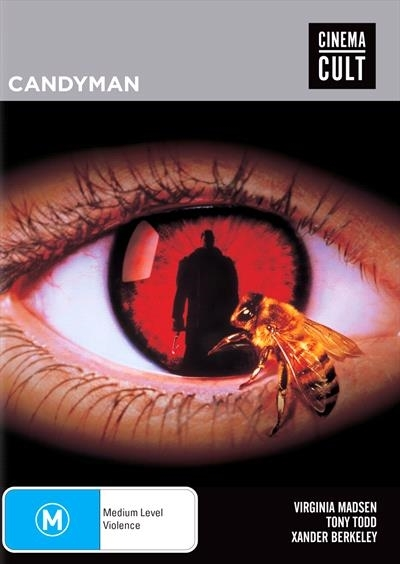 Cinema Cult - Candyman on DVD