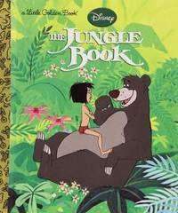 Disney The Jungle Book: Little Golden Book by Random House Disney