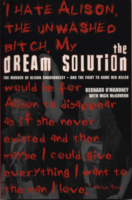 The Dream Solution by Bernard O'Mahoney image