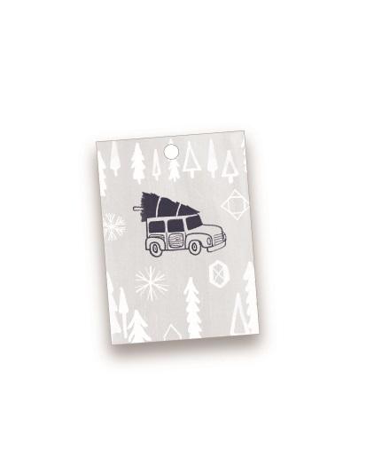 Christmas Premium Gift Tags (12 Pack) image