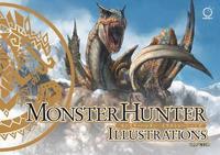 Monster Hunter Illustrations by Capcom