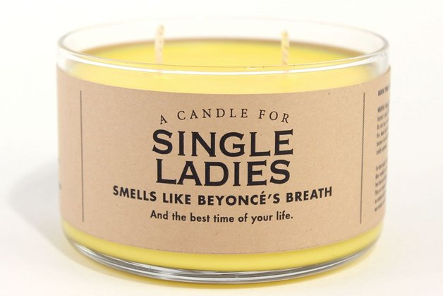 Whiskey River Co: Candle - Single Ladies
