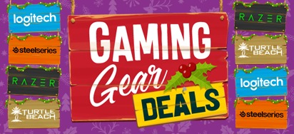 Gaming Gear deals for Christmas