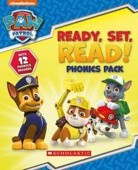 Ready, Set, Read! 12 book phonics box by Jennifer Liberts