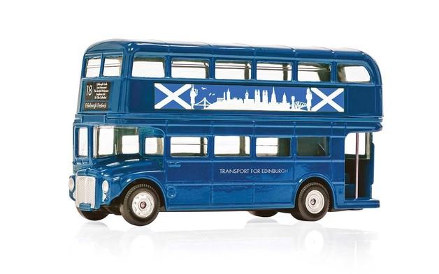 Corgi 1/64 Scottish Routemaster Diecast Model