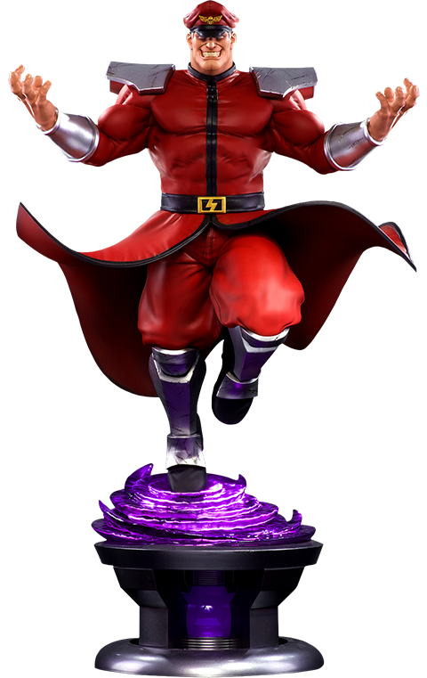 Streetfighter V - M Bison 1:4 Scale Statue