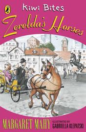 Zerelda's Horses by Margaret Mahy image