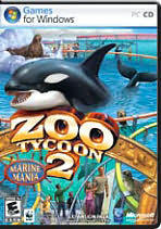Zoo Tycoon 2: Marine Mania for PC Games