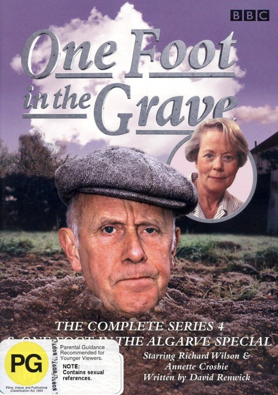 One Foot In The Grave - Complete Series 4 And Algarve Special (2 Disc Set) on DVD