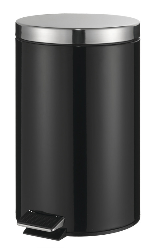 L.T. Williams - Black Pedal Bin - 12L