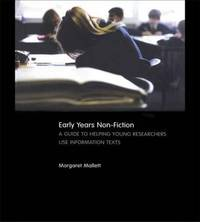 Early Years Non-Fiction by Margaret Mallett image