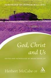God, Christ and Us by Herbert McCabe image